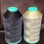 手縫いもミシンもこれ一択。革用糸の決定版ビニモMBT
